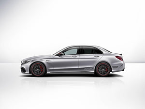 Mercedes-Benz C Class W205 Edition 1 AMG sports stripes Decal Graphics