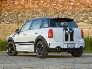 Mini Cooper S Countryman All4 R60 Viper Stripe Decal and graphics sticker