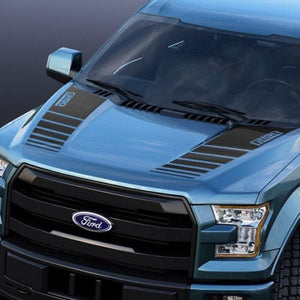 Ford F150 2015-2018 hood graphics package kit decal sticker