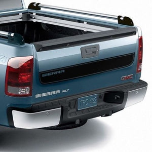 GMC Sierra Bed Tailgate Accent Vinyl Graphics stripe decal model 2