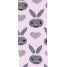 Load image into Gallery viewer, Harlequin Bunny Tights