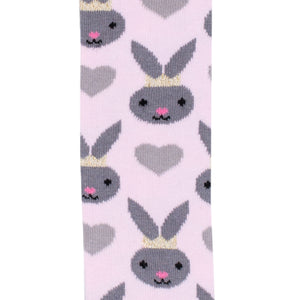Harlequin Bunny Tights
