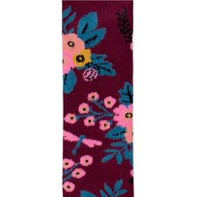 Load image into Gallery viewer, Garden Tights - Plum