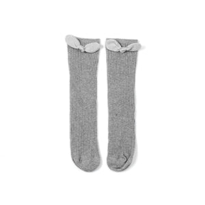 Grow With Me Socks - Glitter Bow