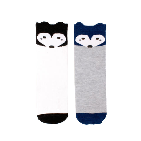 Husky Knee High Socks