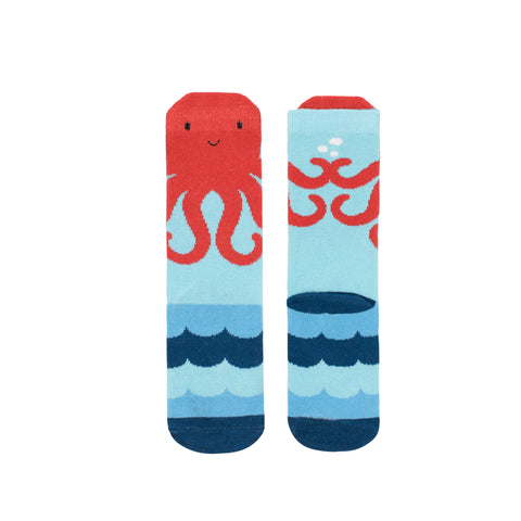 Octopus Midi Socks