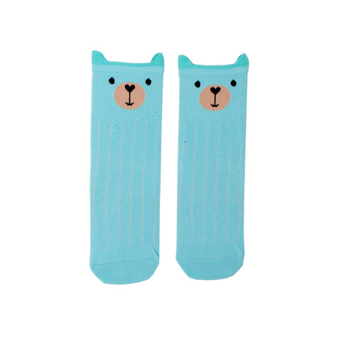 Berry Bear Socks