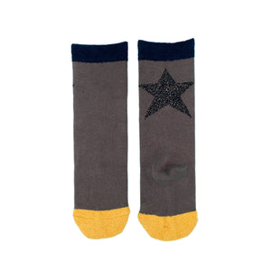 Superstar Metallic Midi Socks