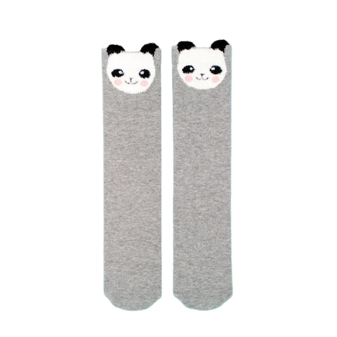 *New* Panda Head Mama Socks - for Mama