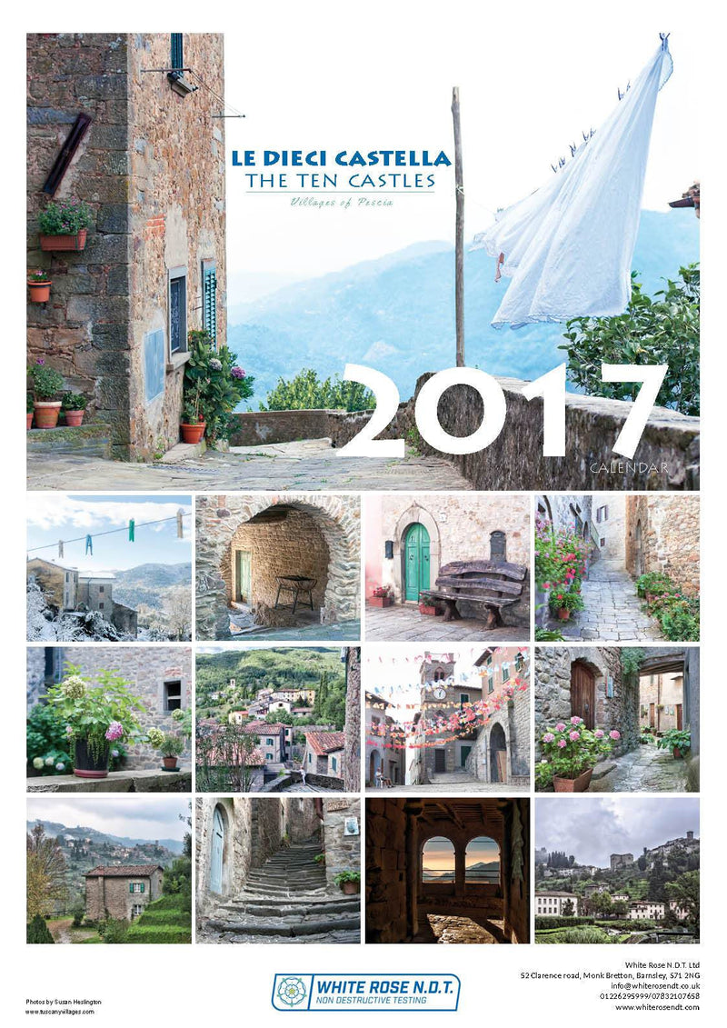 Branded and Promotional Calendar 2017  (x20)