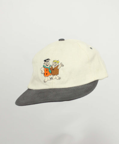 Vintage 1995 Cartoon Network Flintstones Hat - Steeze Clothing