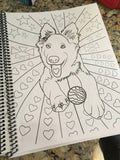 SGSR Inspired Coloring Book