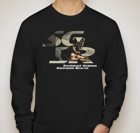 Men's Long Sleeve SGSR Shirts