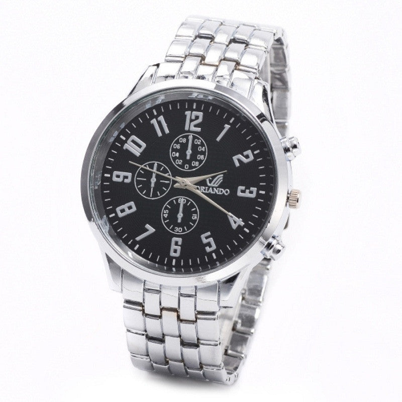 Hot Sale Relogio Masculino 2016 High Quality Stainless Steel Band Business Leisure Mens Sport Watch Genuine Wholesale Watches White hot-sale-relogio-masculino-2016-high-quality-stain