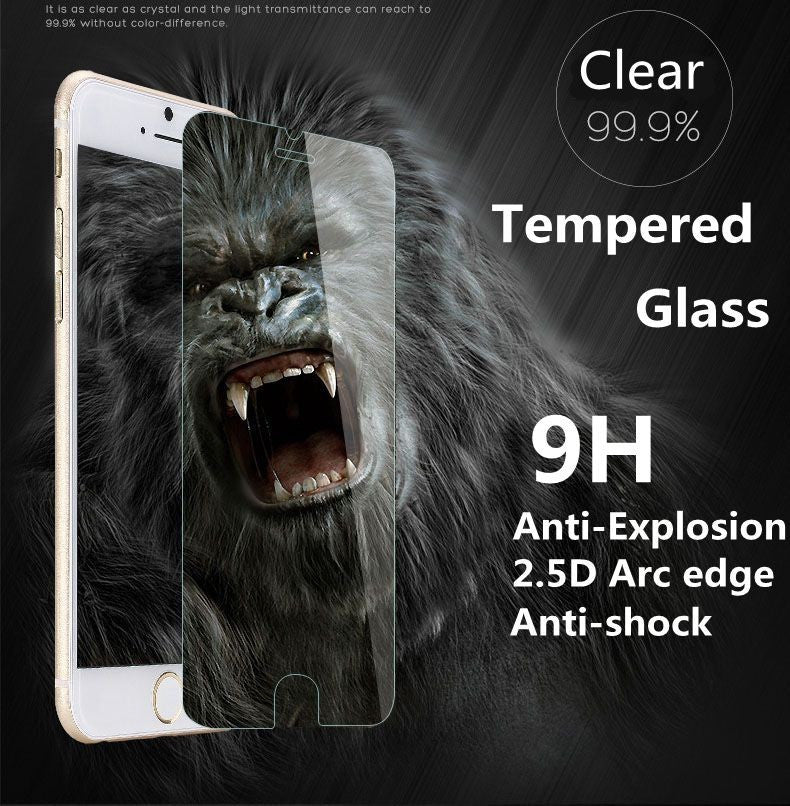 Ultra Thin Premium Tempered Glass Mobile  Screen Protector For iPhone 6 6s Plus ultra-thin-premium-tempered-glass-mobile-screen-pr