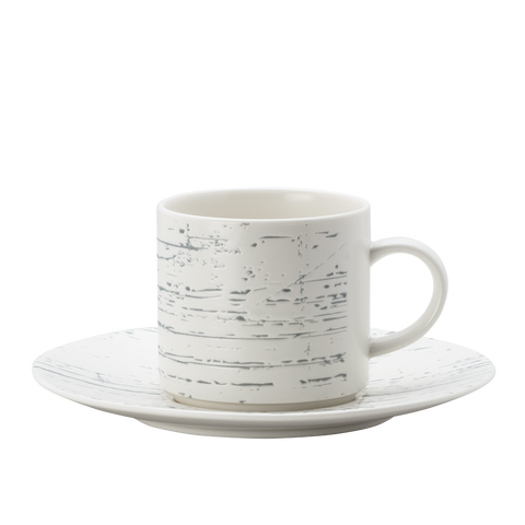 Cup & Saucer (2 Sets) -  DRIZZLE