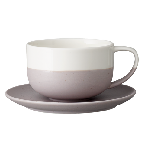 Cup & Saucer (2 sets) - HAMPTONS