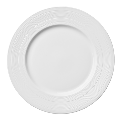 Round Rim Plate (2/pack) - MANHATTAN