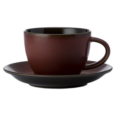 Cup & Saucer - RUSTIC