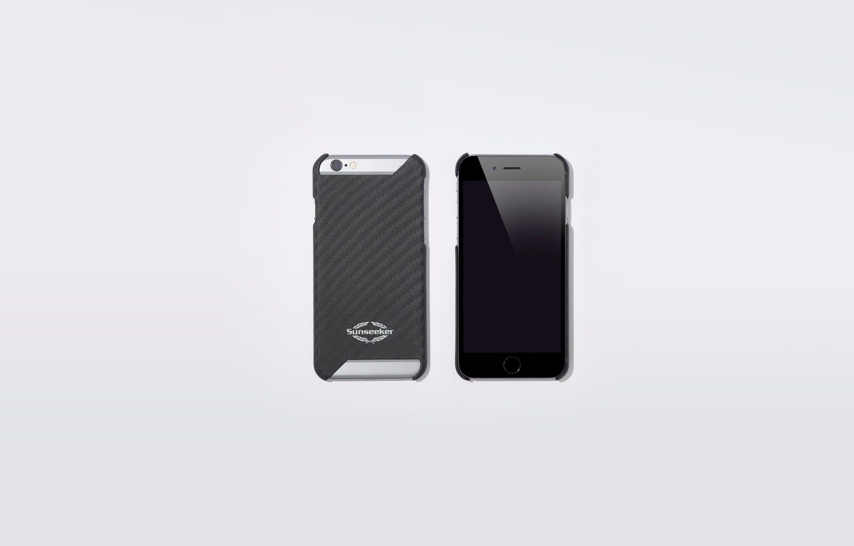 Carbon Fibre iPhone Case - iPhone 8