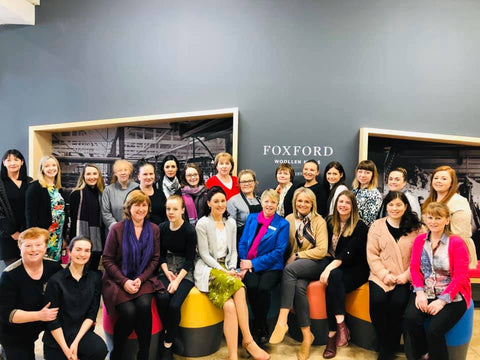 International Women's Day at Foxford
