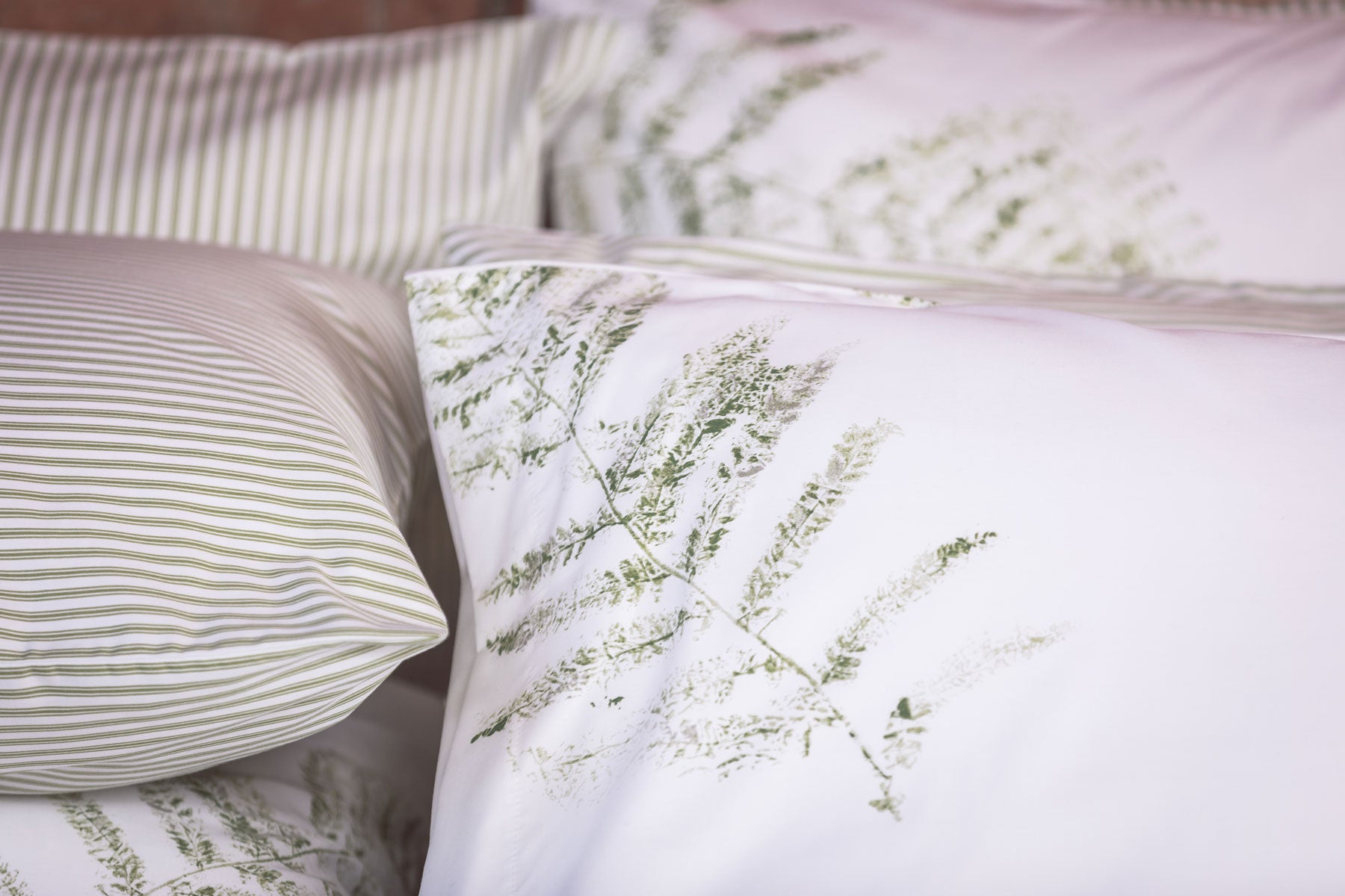 stripe products stitch duvet grey home cover white closeup in set parachute percale ticking