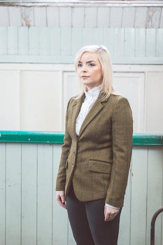 foxford tweed jacket mothers day