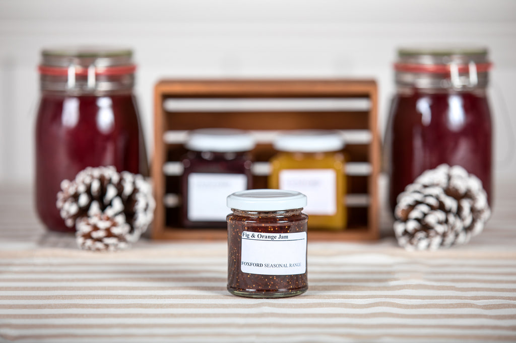 Foxford Fig & Orange Jam - Seasonal Range