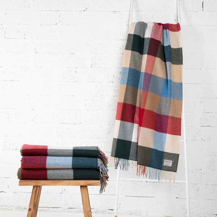 The Woodland Avenue Throw