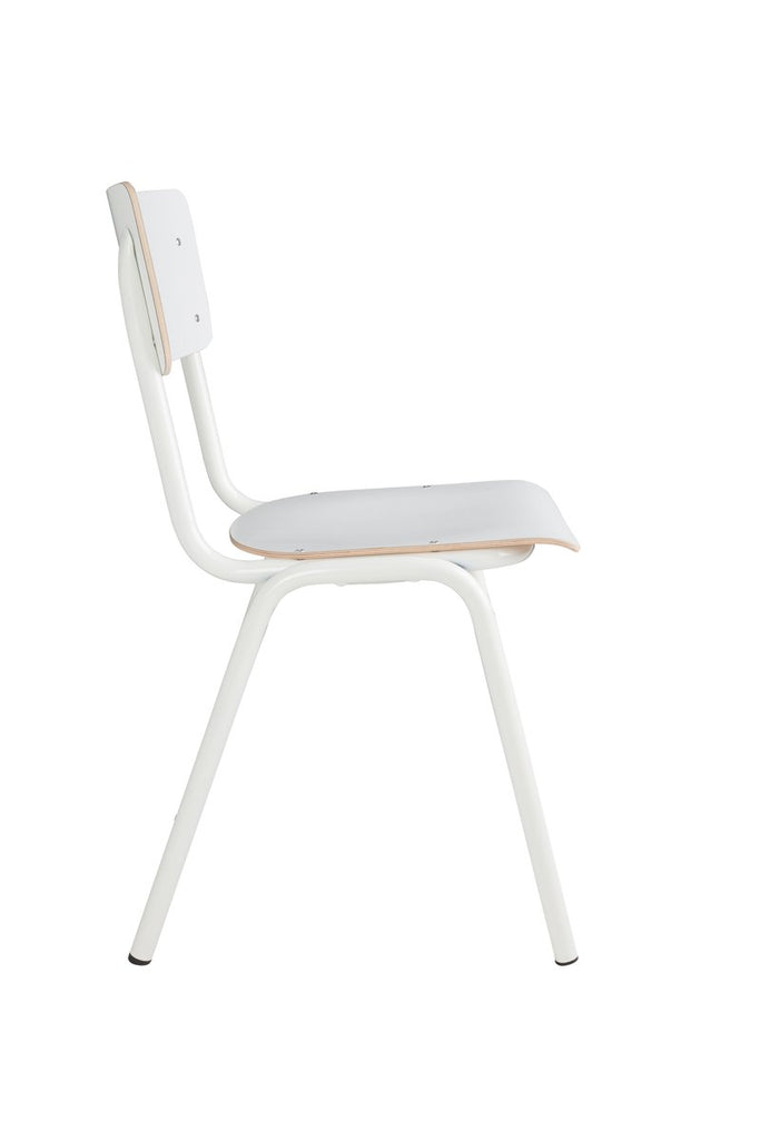 Back to School Chair - White