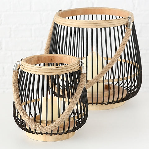 Simba Windlight Baskets