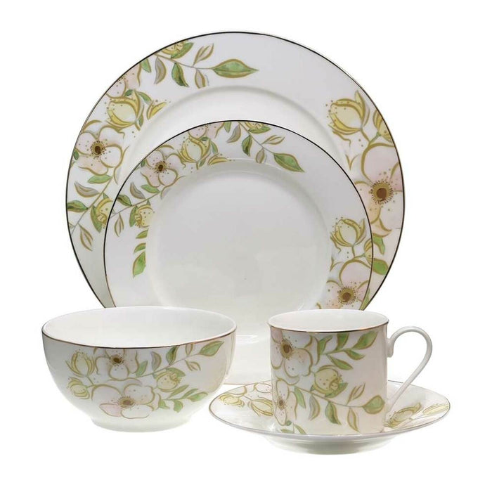 Garden House 20 Piece Dinner Set