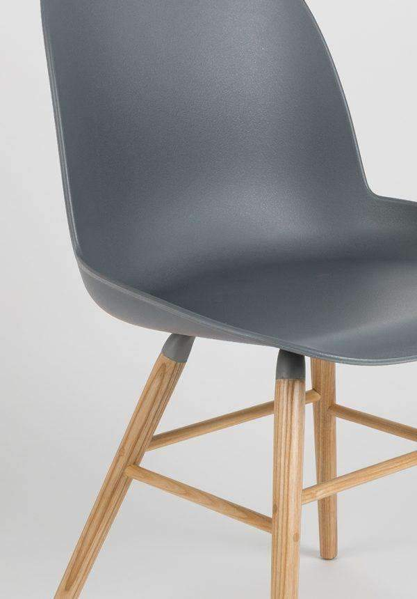 ALBERT KUIP CHAIR - DARK GREY - SALE