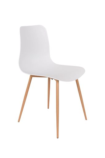 Classic Shell Chair - White
