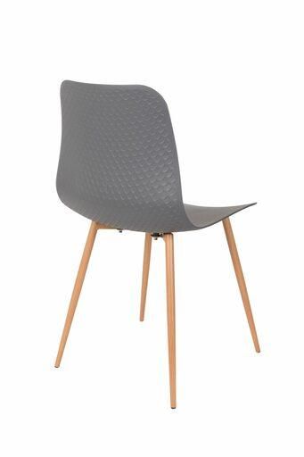 Classic Shell Chair - Grey -SALE