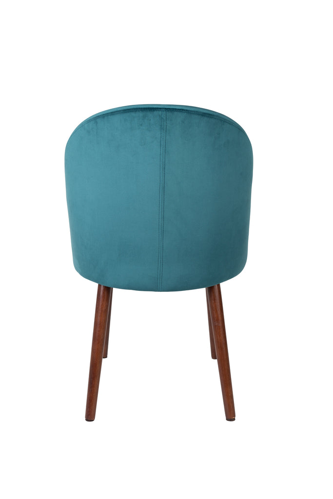 Barbara Chair - Petrol