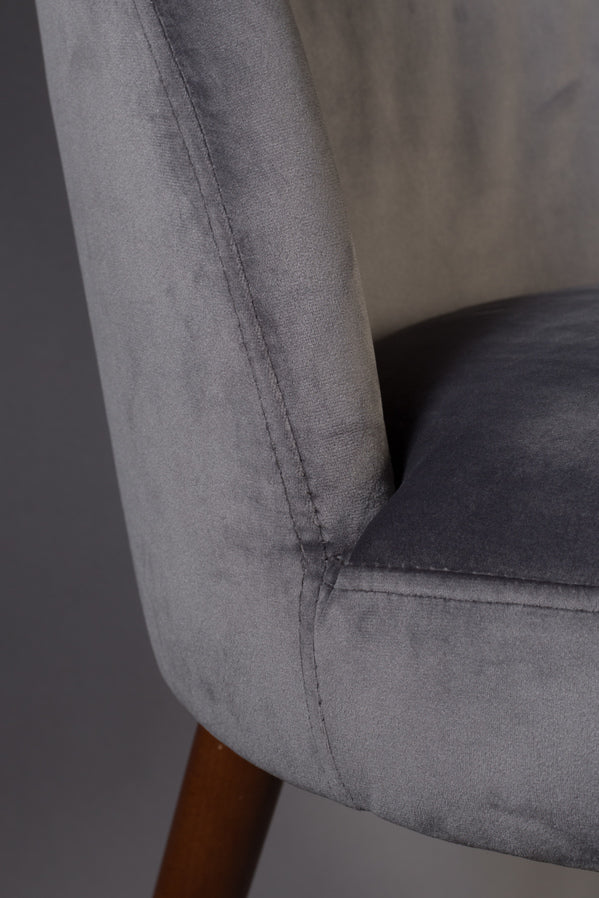 Barbara Chair  - Grey