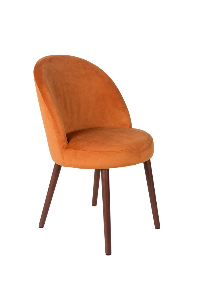 Barbara Chair - Orange -SALE