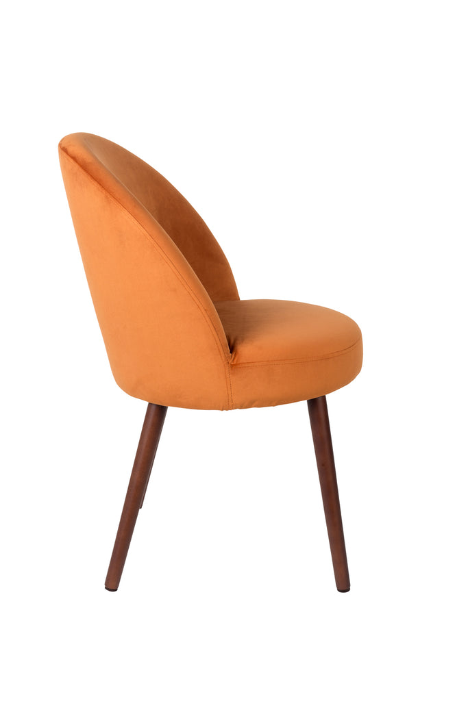 Barbara Chair - Orange
