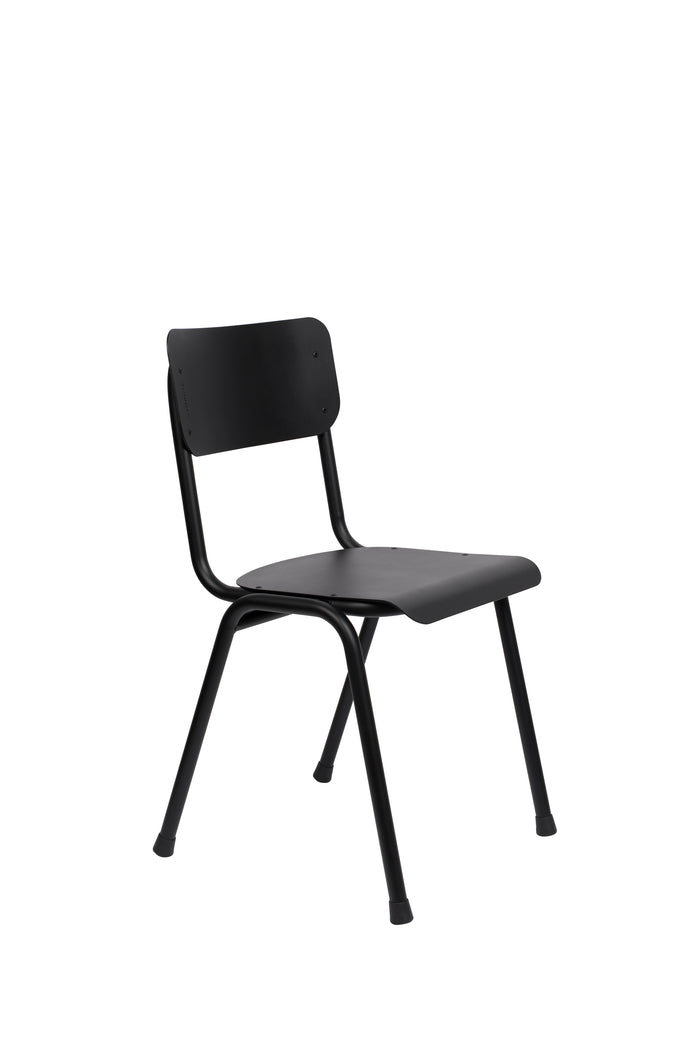 Chair Back To School - Outdoor Black