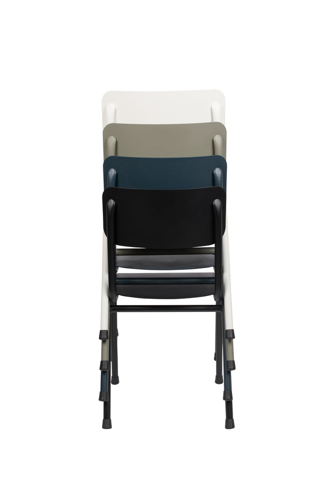 Chair Back To School - Outdoor White