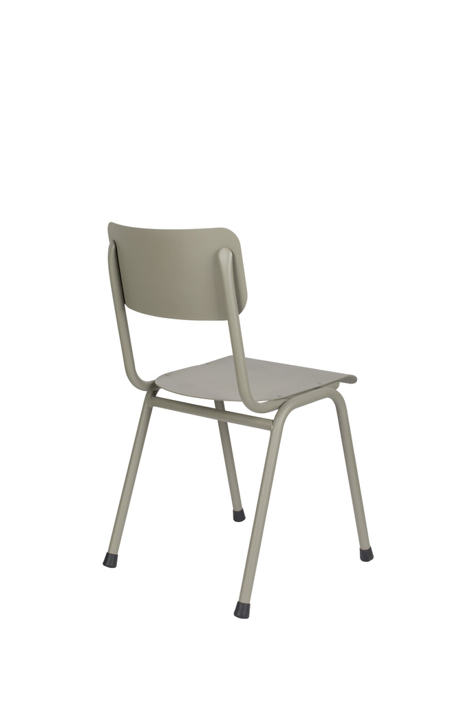 Chair Back To School - Outdoor Moss Grey