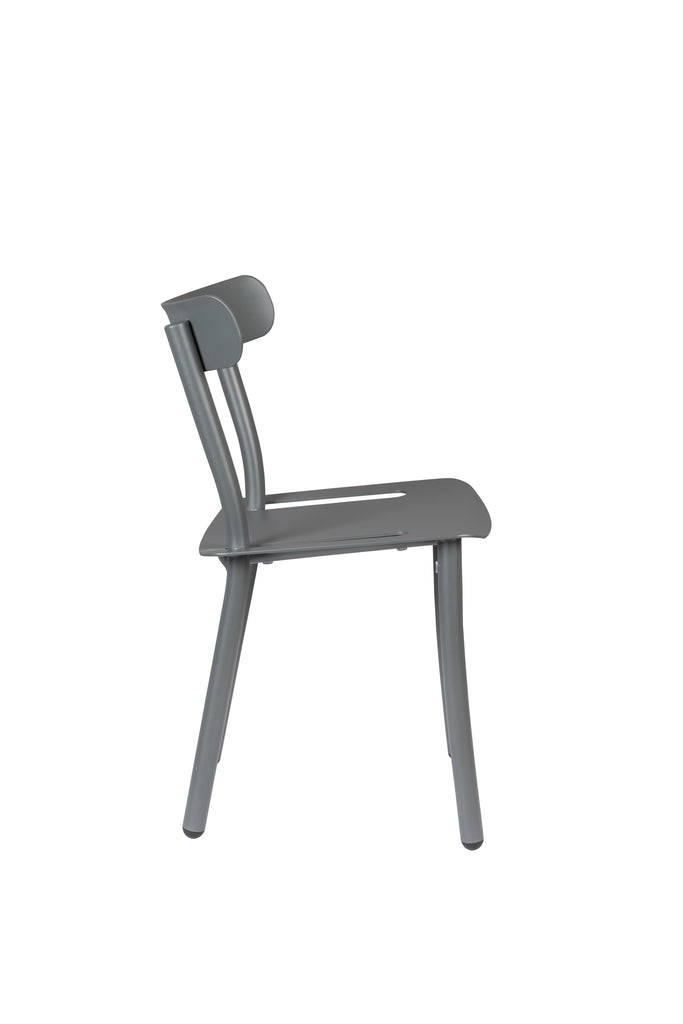 Garden Chair Friday - Grey