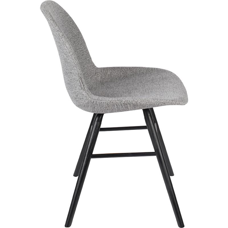 Soft Albert Kuip Chair - Light Grey -SALE