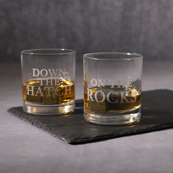 Whisky Glasses Set of 2