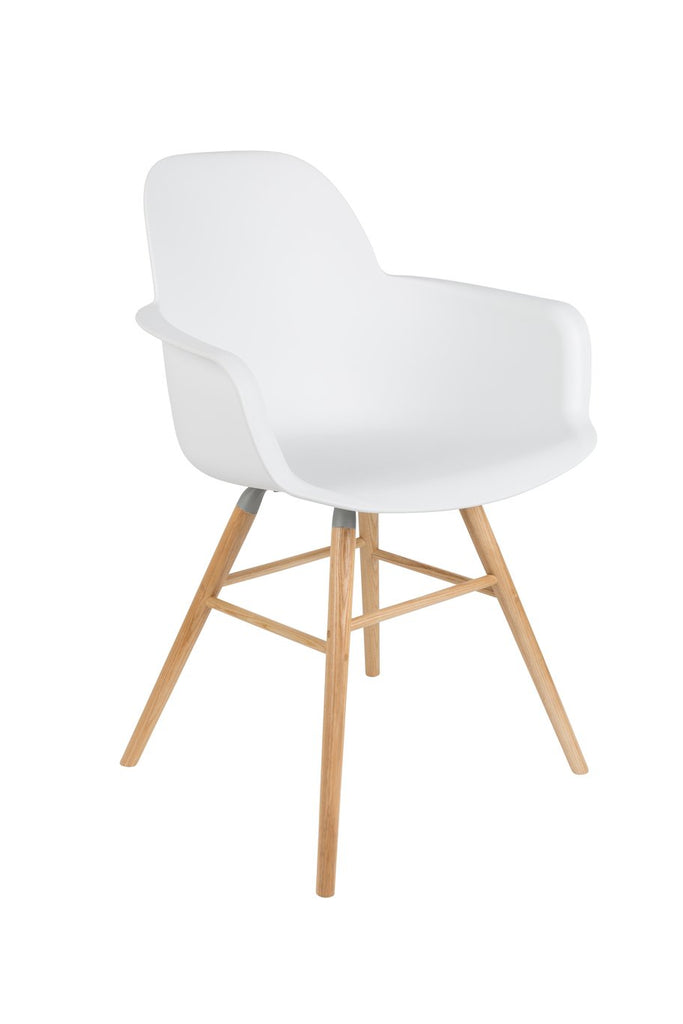 Albert Kuip Armchair - White - SALE