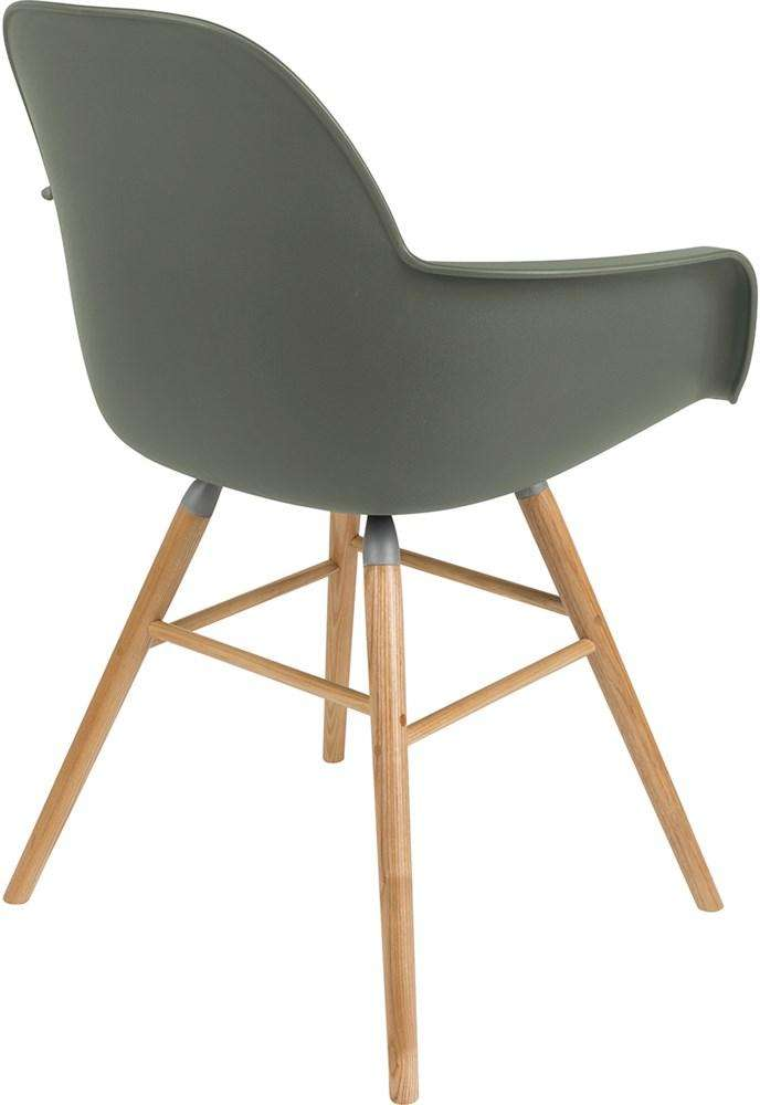 Albert Kuip Armchair - Green