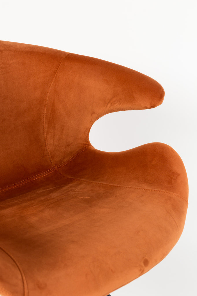 Mia Armchair - Orange
