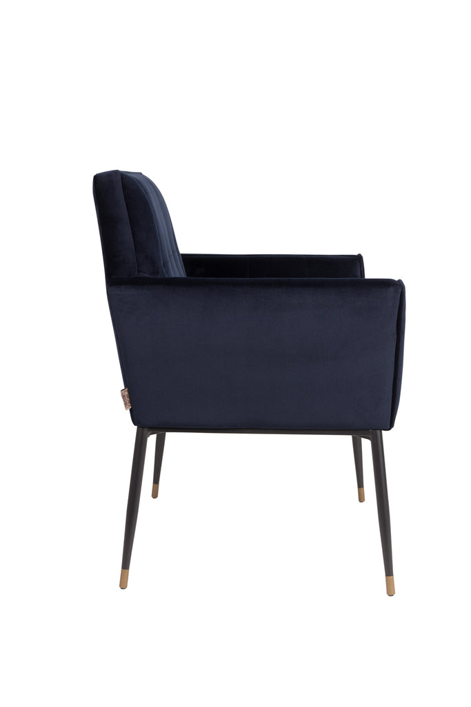 Kate Armchair - Deep Blue