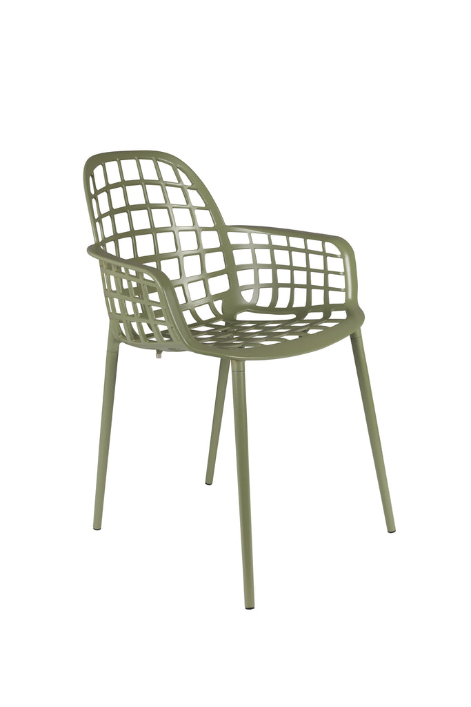 Armchair Albert Kuip Garden - Green
